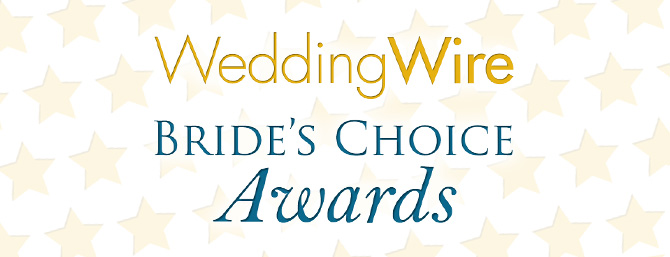 Announcing Our Win!!!! 2013 WeddingWire Bride's Choice Award