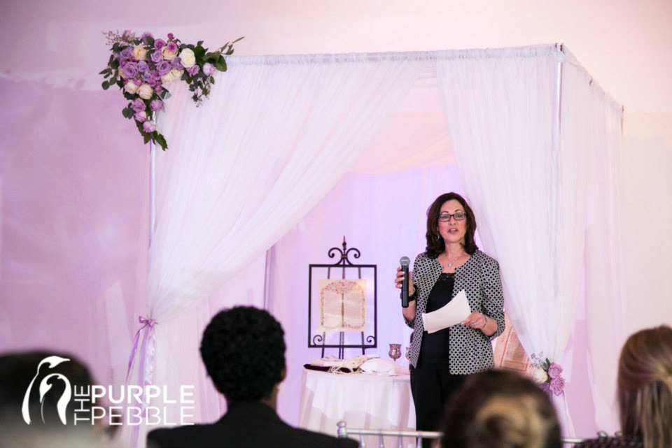 SWP asks Ruth to educate the industry on Jewish weddings!