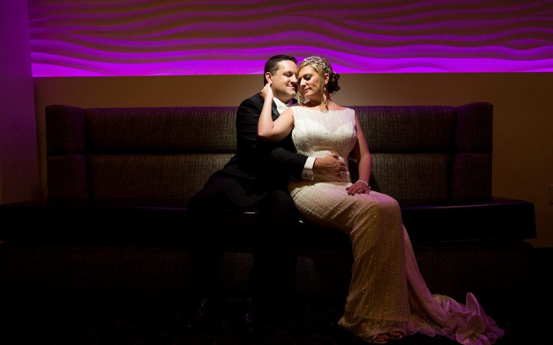 Real Weddings: Lesley + Jeff {a Gatsby affair}