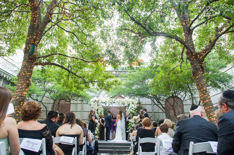 Zale Wedding Ceremony / Chuppah
