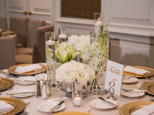 Zale / Table Centerpieces