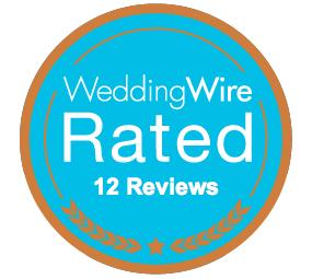 Bronze Badge WeddingWire