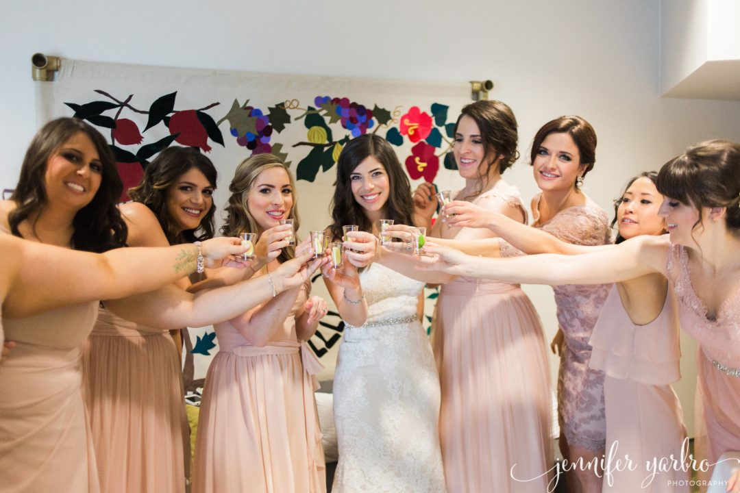 Rachman Wedding Pre toast