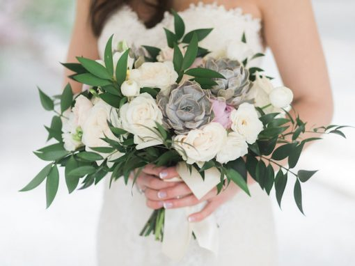 Rachman Wedding, Bridal Bouquet