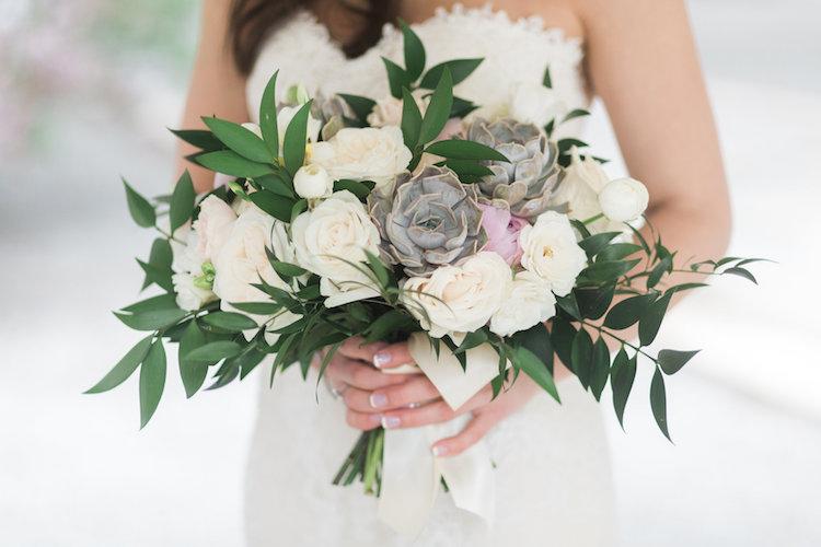 Rachman Wedding, Bridal Bouquet