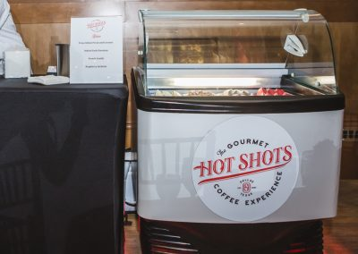 Hot Shots Gourmet coffee and Ice-cream Bar
