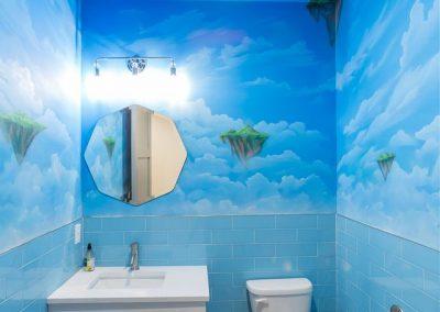On the Levee Bathroom