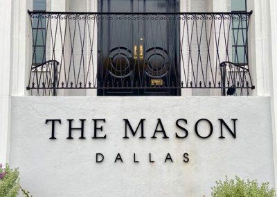 The Mason